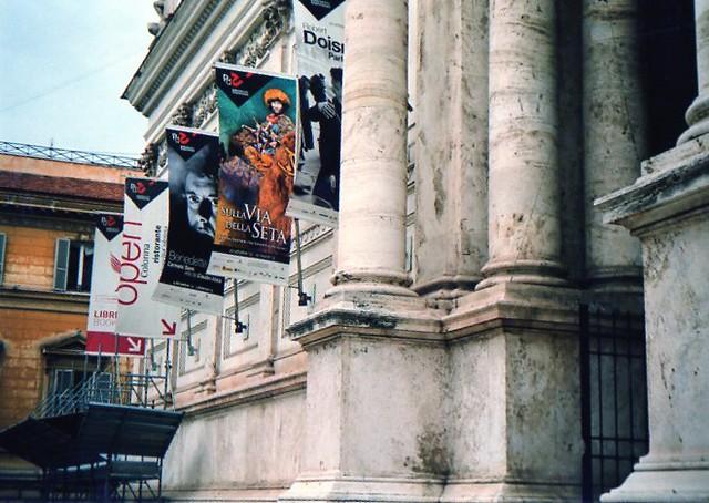 Flickr photo sharing for Palazzo delle esposizioni rome italy