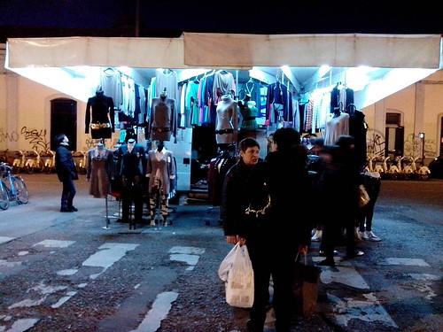 Cina bazar alla sera a Milano by Ylbert Durishti