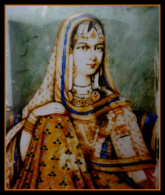 Jodha Bai http://www.flickr.com/photos/lyallpur/8456849811/