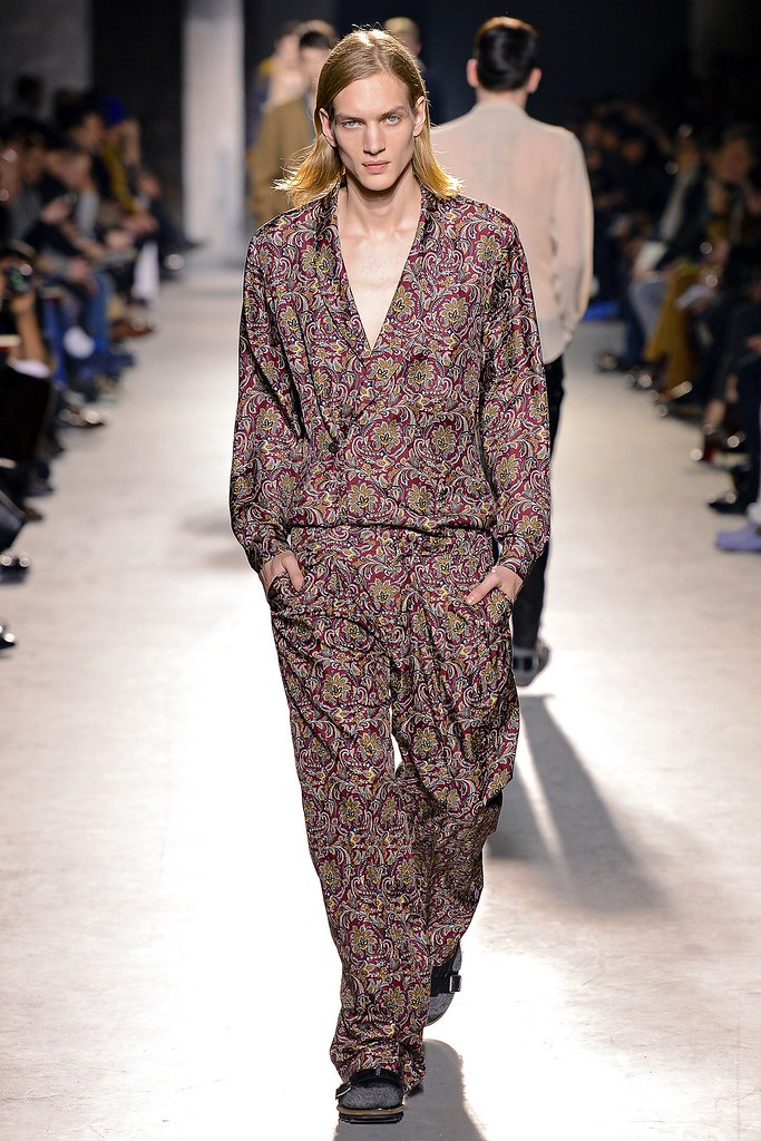 Paul Boche3456_FW13 Paris Dries Van Noten(GQ.com)