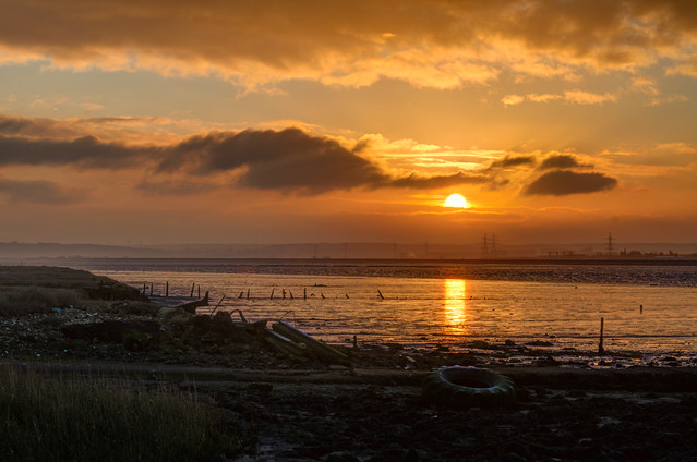 Sheppey Sunrise