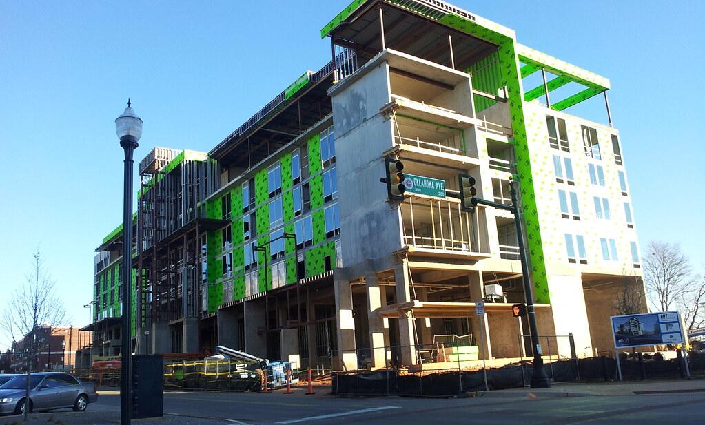 Oklahoma city construction loans