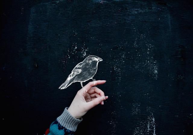enfågelihanden