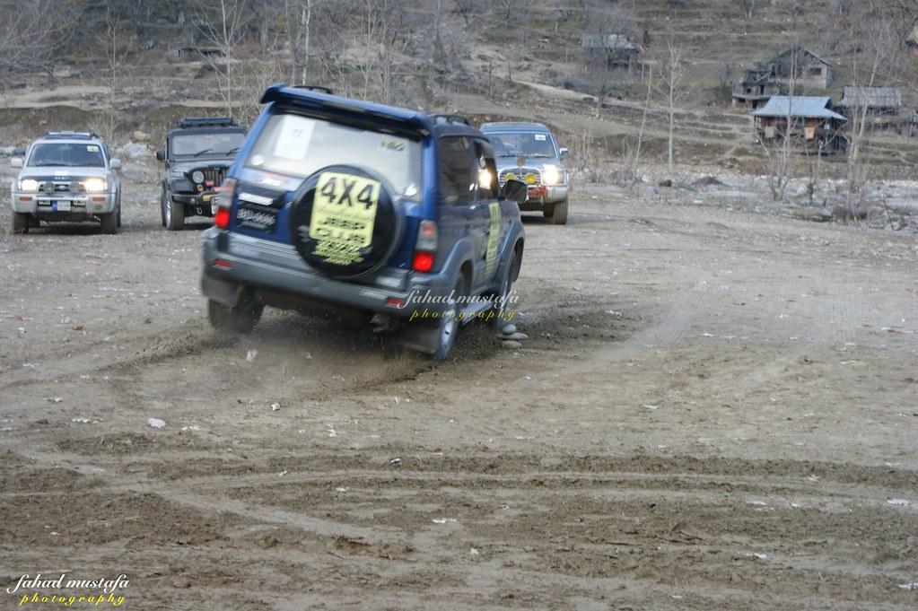 Muzaffarabad Jeep Club Neelum Snow Cross - 8468319017 945f304c11 b