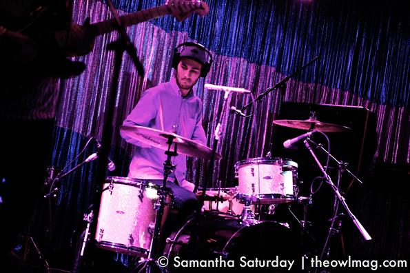 Painted Palms @ The Satellite, LA 2/12/13