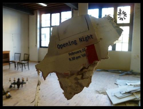 Opening Evening - La Nouvelle Argonne
