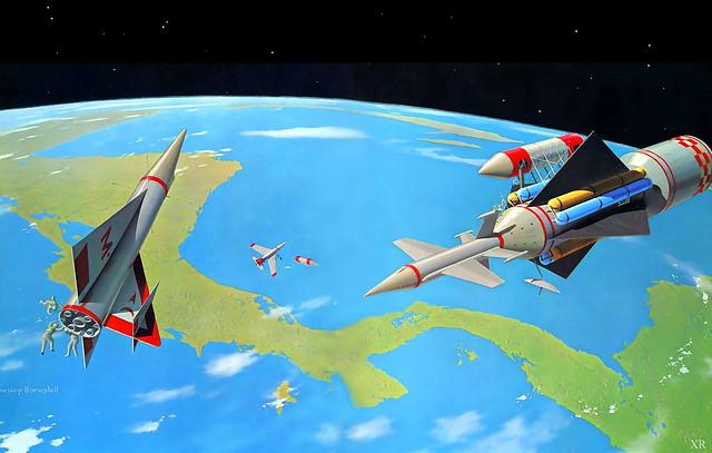 1964 ... orbital assembly