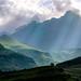 Mnweni Rays by Panorama Paul