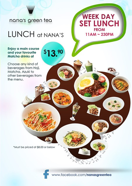 nana lunch sets