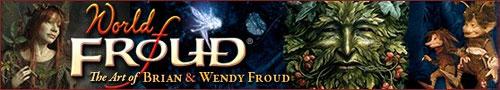 Wendy und Brian Froud