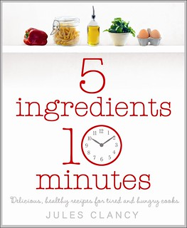5 ingredients 10 minutes cover image