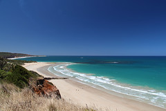 Bass Strait views