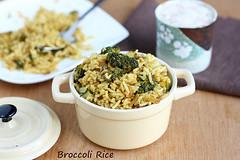 Broccolli Rice