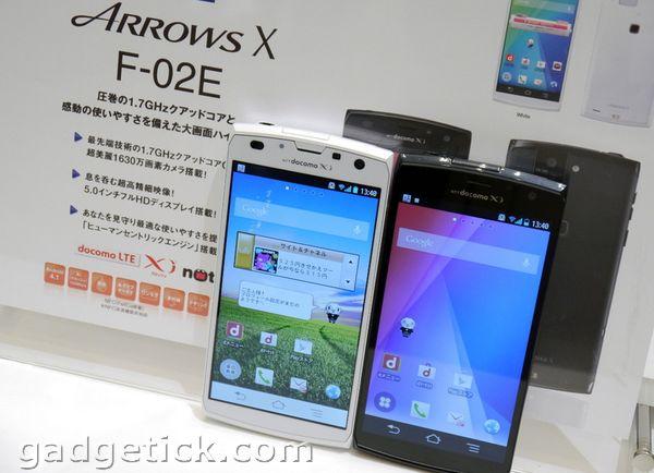 Fujitsu Arrows X F-02E