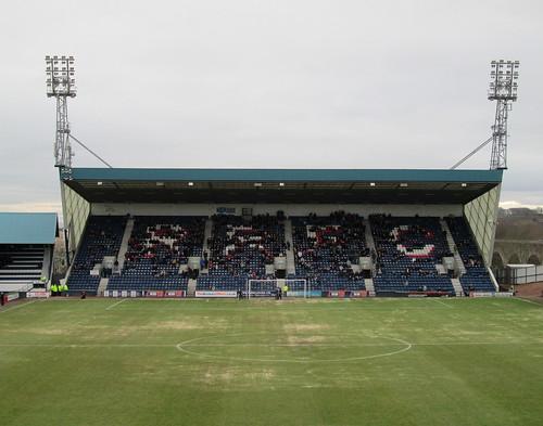 Stark's Park, Kirkcaldy, Home Stand