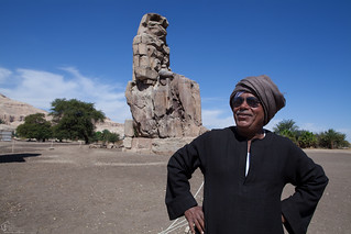 the guard of Memnon