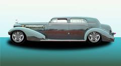 automobile, vehicle, automotive design, vintage car, land vehicle, luxury vehicle,