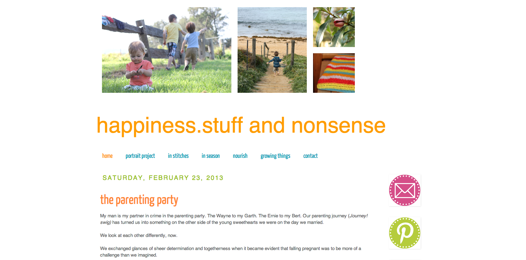 happiness.stuff and nonsense
