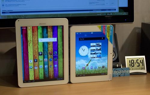 Originalas yra Apple iPad (kopijų) fanas