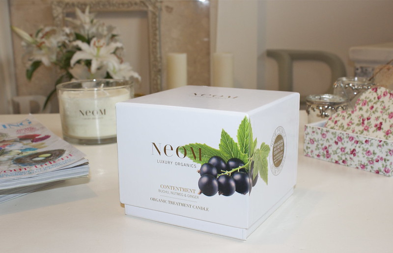 NEOM contentment candle