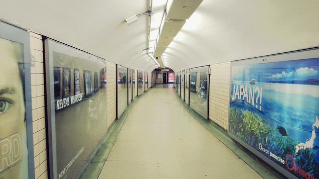 Paddington, 1140am #EmptyUnderground
