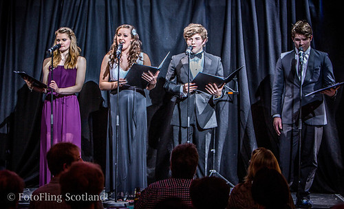 Seonaid Stevenson. Lara Kidd, Ali Colam and Peter Vint perform All That Jazz at The Butterfly and the Wolf, Lupus UK fundraiser at Summerhall on 2 March. Photo © Richard Findlay http://fotoflingscotland.co.uk