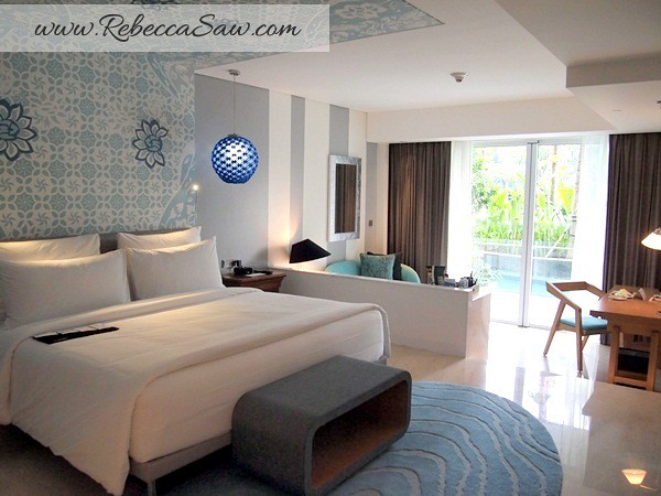 Le Meridien Bali Jimbaran - Room Review - Rebeccasaw-012
