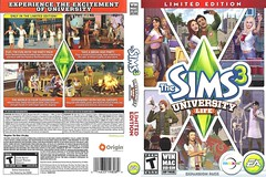 Sims 3 University Life dating hoogleraar