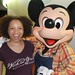 Me and Mickey Mouse!