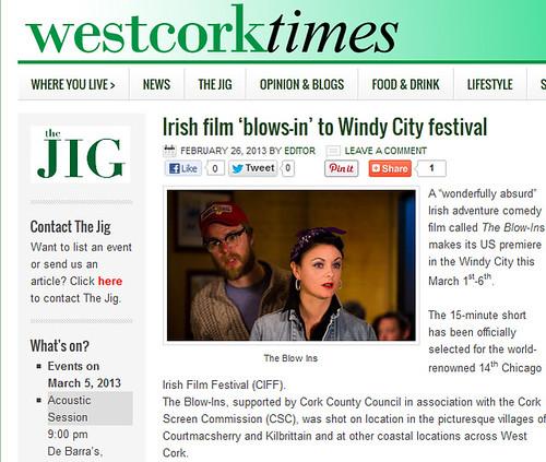 West Cork Times 2013
