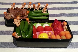 Day 15 of 40 Days of Bento