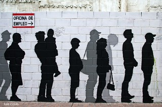 Unemployment Wall