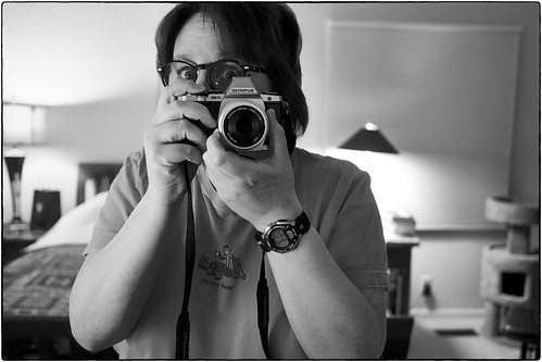Self Portrait, March 03, 2013