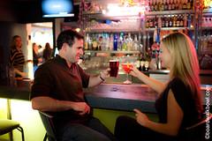 Nightime Fun at Coasters Bar & Grill