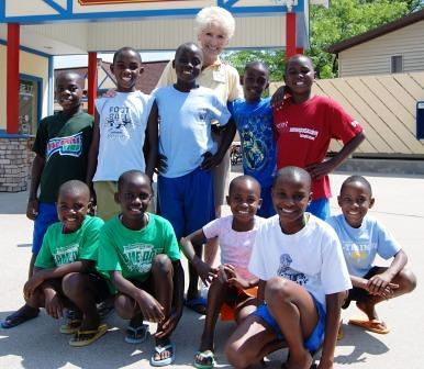 Ugandan Orphan's Choir
