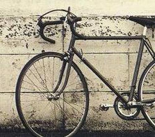 バックトゥザストリートの自転車