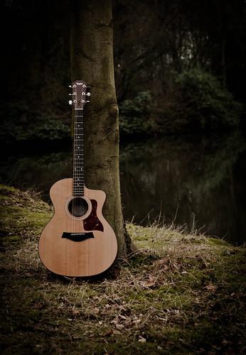 [フリー画像素材] 物・モノ, 楽器, ギター, 音楽 ID:201303160000