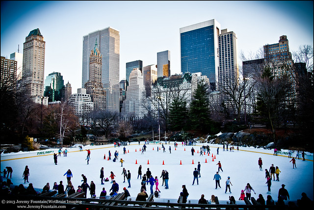 Saturday @ Wollman Rink (1950)