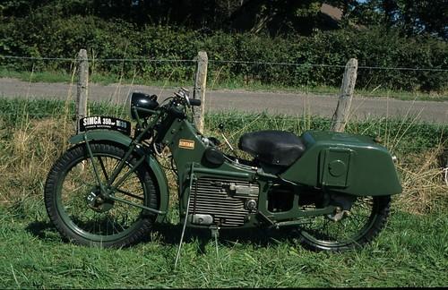 SEVITAME SIMCA 350cc 1939 ( Fr ) by vintage-revival