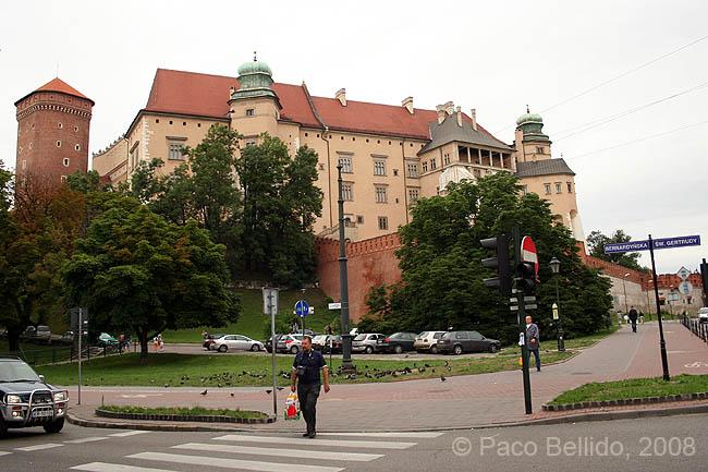 Wawel. © Paco Bellido, 2008
