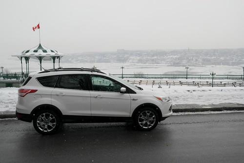 Leg 3 - Quebec to New Brunswick - #LexGoFurther - A Ford Escape