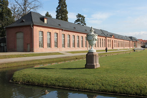 2013.03.09.198 - SCHWETZINGEN - Schwetzinger Schlossgarten - Orangerie