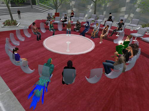 Virtual Worlds Educators Roundtable 14 March 2013