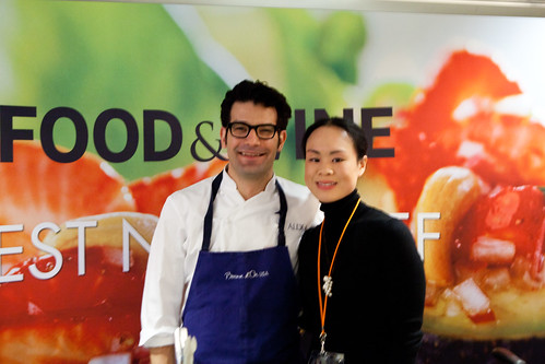 Chef George Mendes of Aldea and I