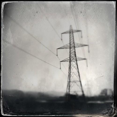 Pylons, Huxham