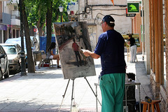 art, road, urban area, street artist, street, infrastructure,