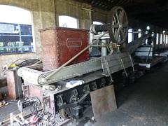 Ransomes & Rapier 10 ton Crane, Butterworth Depot