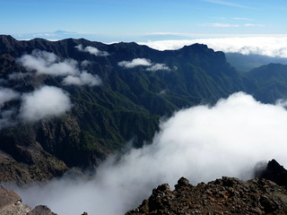 La Palma - Roque Los Muchachos in the Winter