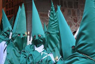 Penitentes (Julio César Martín Caballero)