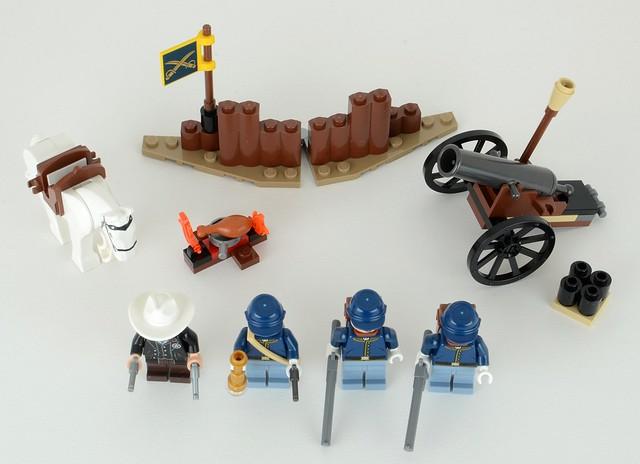Lego Army Builder